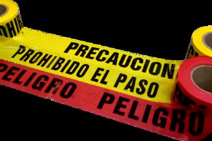 CINTAS DE SEGURIDAD