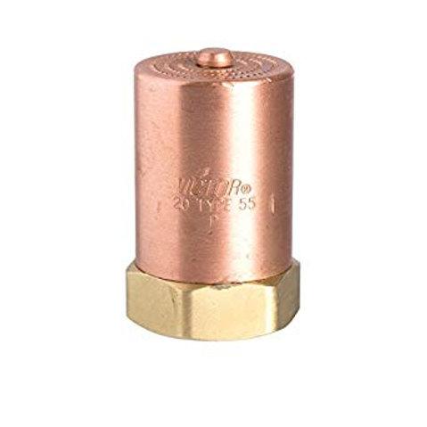 Victor 0311-0232 - Boquilla de calefacción profesional (multifuego, tipo 55, tam