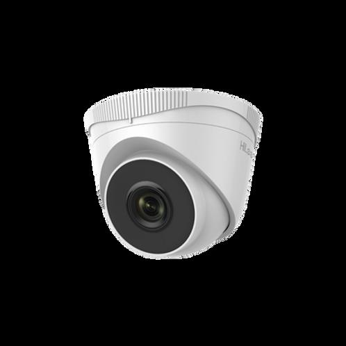 HiLook Series / Turret IP 2 Megapixel / 30 mts IR / Exterior IP67 / PoE / dWDR