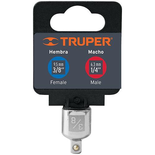 ADAPTADOR 3/8 - 1/4 TRUPER A-5255