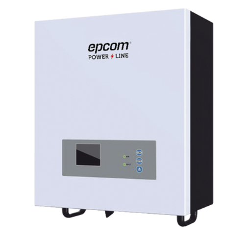 Inversor / Cargador para sistemas tipo isla de 48VCD EPCOM POWERLINE