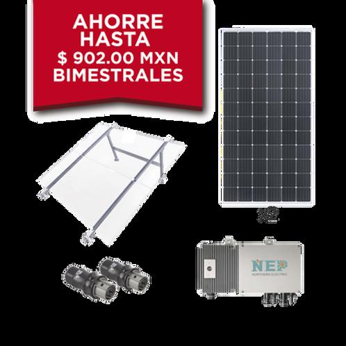 Kit Solar para Interconexión de 550 W de Potencia ECO GREEN ENERGY GROUP LIMITED