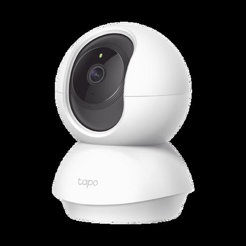 Cámara IP Wi-Fi para hogar, 2 megapixel, audio doble vía, visión nocturna