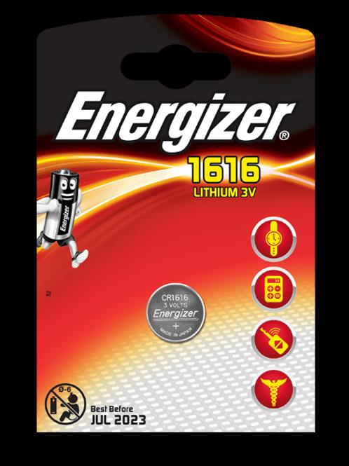 Pila Energizer Lto Cr1616 3v
