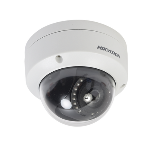 Domo IP 3 Megapixel / 30 mts IR Inteligente / dWDR / IP67 / IK10 / Hik-Connect