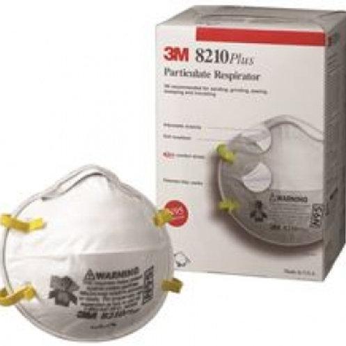 3M™ 8210 PLUS Respirador para Partículas N95