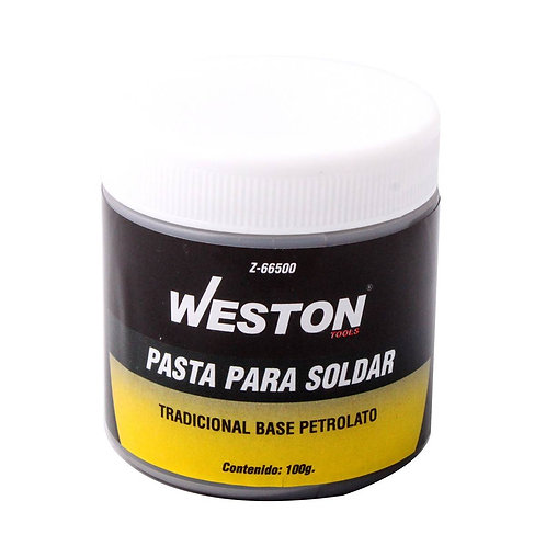 PASTA PARA SOLDAR WESTON Z66500