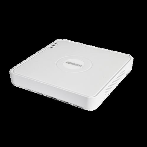 DVR 1080p Lite / 16 Canales TURBOHD + 2 canales IP / 1 Bahía de Disco Duro