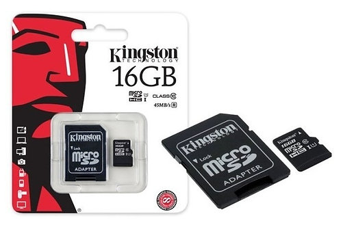 MEMORIA USB KINGSTON 16GB SDCS/16GB