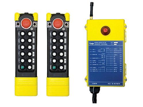 Set de Radio Control Saga 1-K4 Con 2 transmisores
