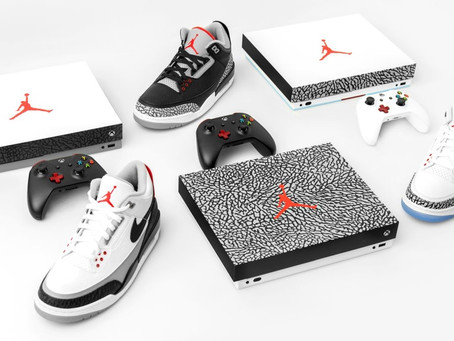 Sneakers, Streetwear, and...Gaming Consoles? (Oh My)