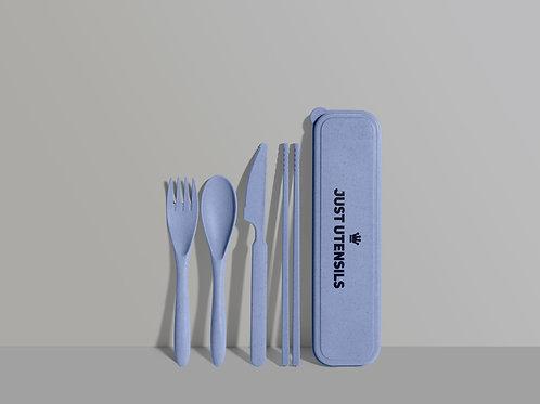 Personal Cutlery Blue