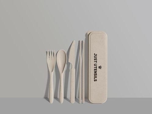 Personal Cutlery Beige