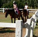 Kids Riding Horses