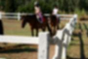 Dzieci jazda na konie