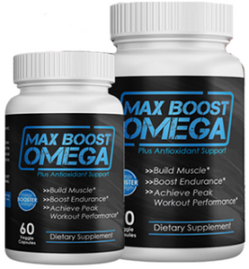Max Boost Omega: Benefits, Side Effects And Work