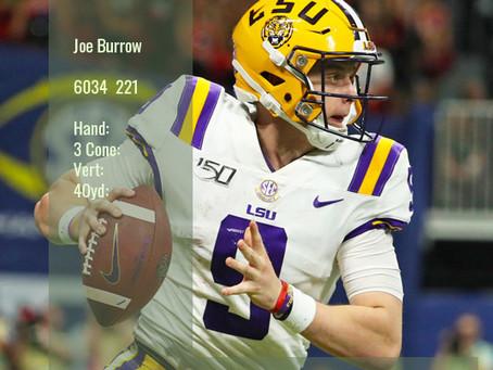 Joe Burrow Scouting Report