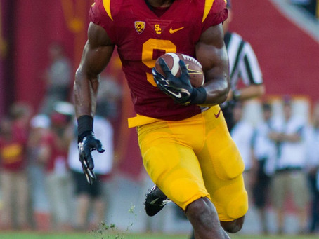 TD Juju Smith Schuster Scouting Notes