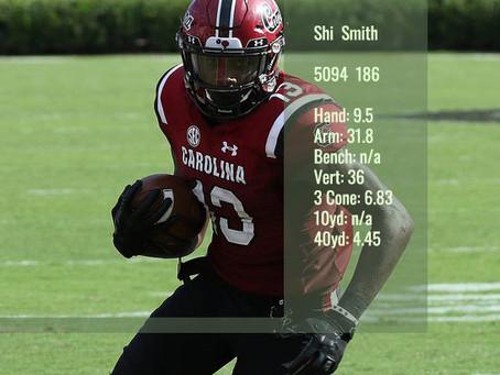Shi Smith Scouting Profile