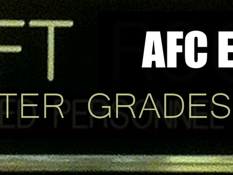 2019 DAY AFTER DRAFT GRADES