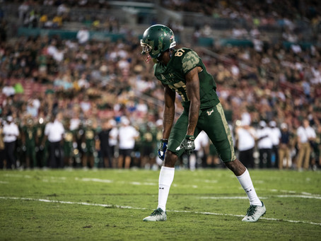 TD Rodney Adams Scouting Notes