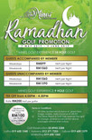Ramadhan Golf Promotion – The Mines Resort & Golf Club Ramadhan Golf Promotion is back!