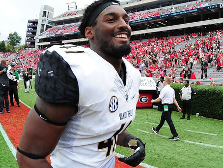 TD Zach Cunningham Scouting Notes