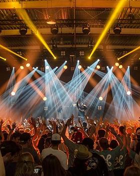 Acoustic Comunicación organiza desde una reunión empresarial hasta un espectáculo masivo.