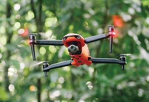 Acoustic Comunicación es Filmación Videos con Drones