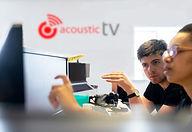 Acoustic Comunicación le ofrece un staff de profesionales en producción audiovisual y medios.