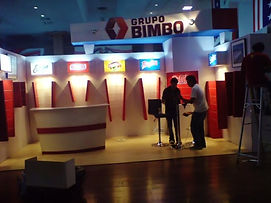Acoustic Comunicación ofrece todo tipo de stands para eventos, ferias y convenciones.