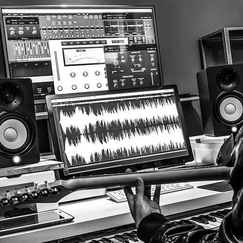 Grabación de spots comerciales y jingle en Guatemala Acoustic Comunicación