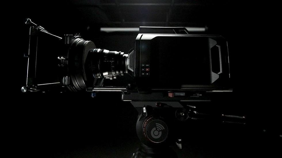 video producción profesional con cámaras de cine digital