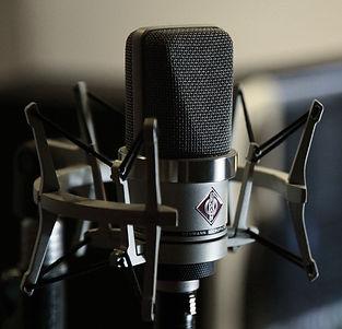 Acoustic Comunicación ofrece la más variada microfonía en sus estudios de grabación
