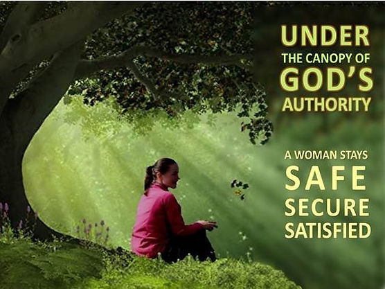 GOD'S WOMEN WEEK 4 Free to Minister Under The Canopy of God's Authority.jpg