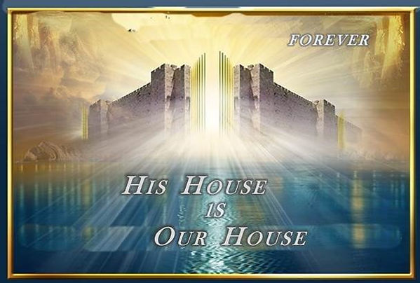 PART 12 Ps 23 '20 HIS HOUSE IS OUR HOUSE