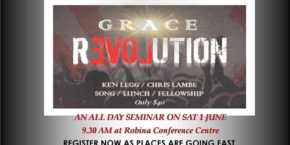Grace Revolution Seminar