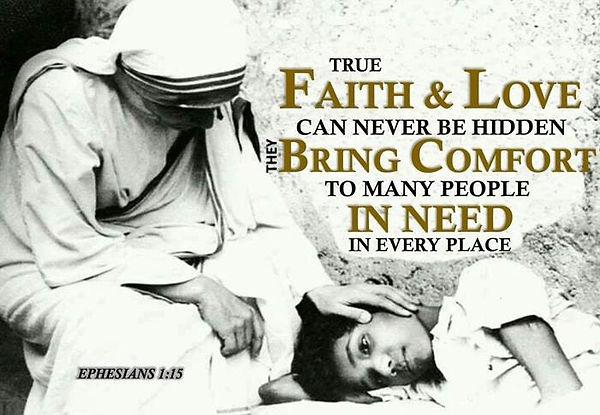 EPHESIANS PART 14 TRUE FAITH ... VISIBLE
