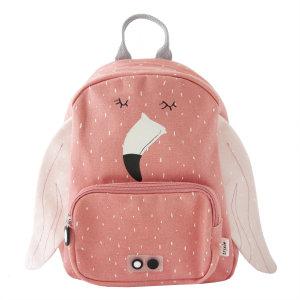 Rucksack Mrs. Flamingo
