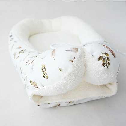 Babynest Fall / Frottee creme