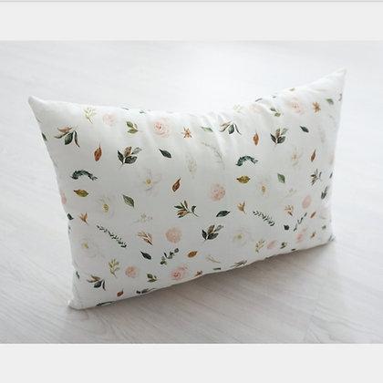 Kissen Blüten