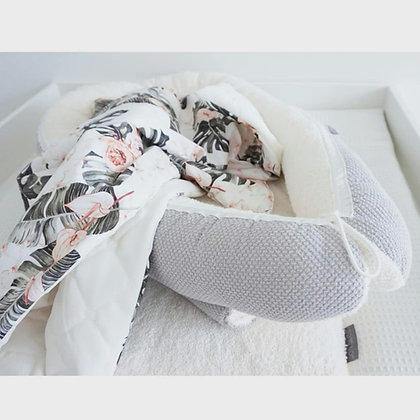 Neugeborenen Set 1 + Gratis extra Frotteeauflage