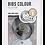 Thumbnail: BIBS Schnuller 2er Set Baby Blue & Iron