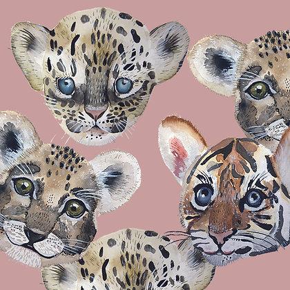 Tattoo Leoparden