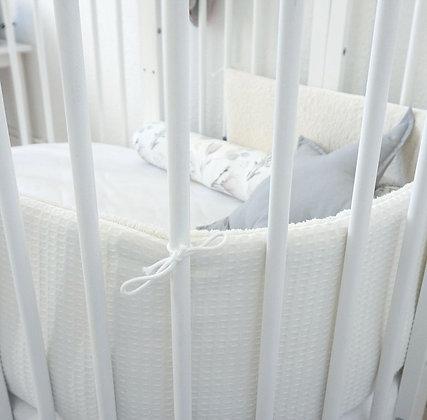 Individuelles Nestchen Gitterbett verschied. Optionen