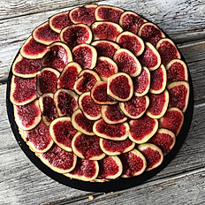 CHEESECAKE DE FIGUES