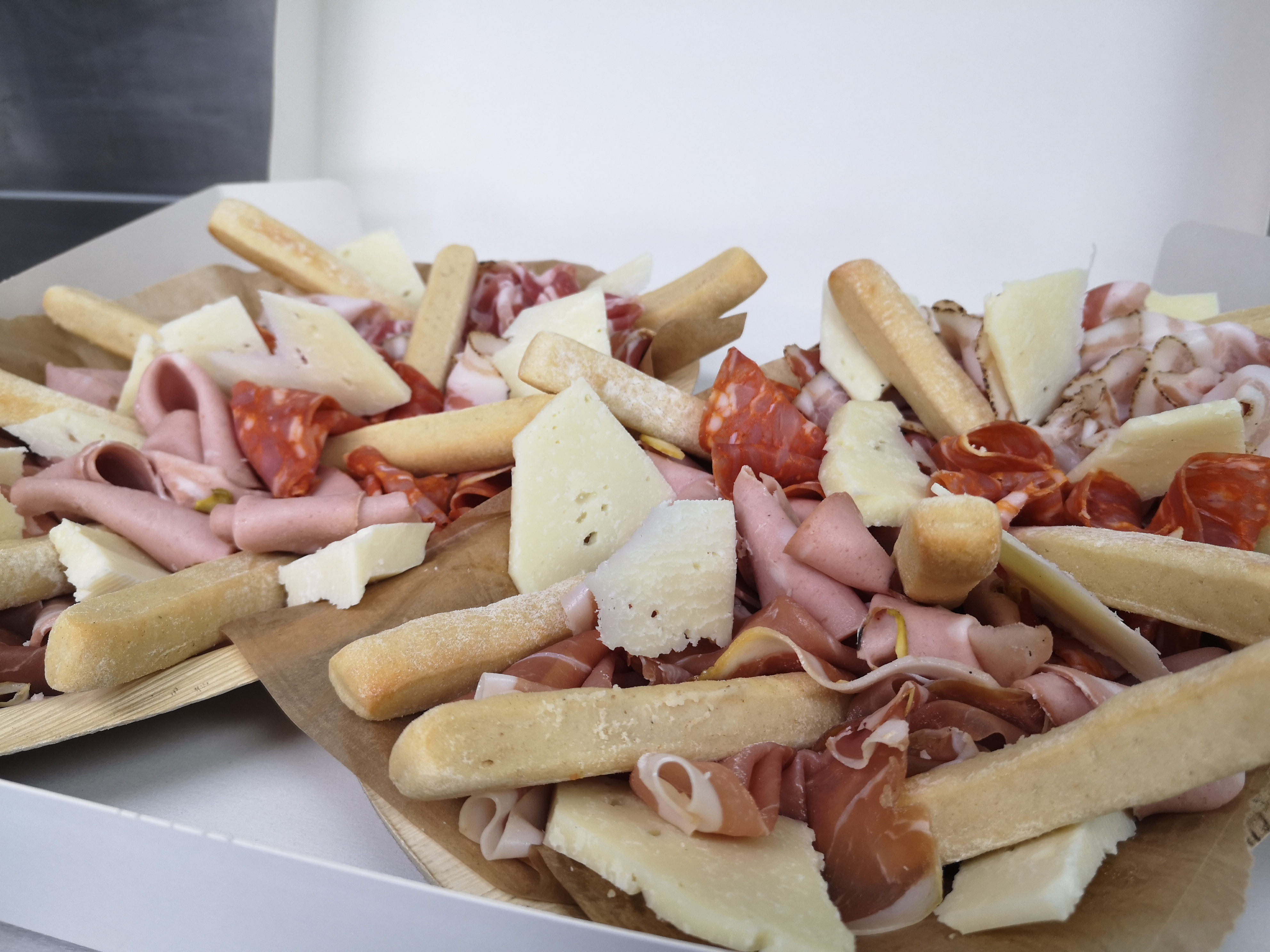Plateau Charcuterie & fromages italiens