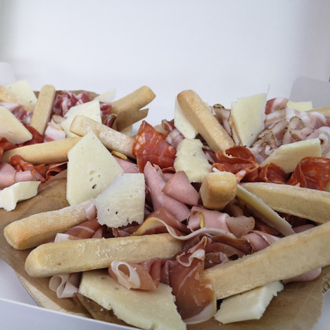 Plateaux Charcuteries & Fromages italiense