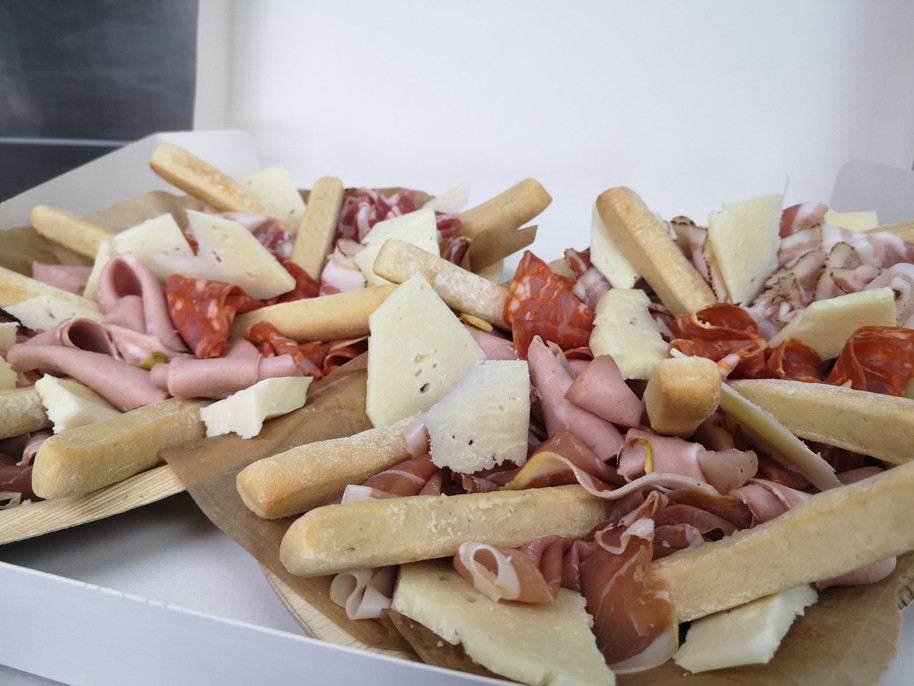 Plateau Charcuteries & Fromages Italiens
