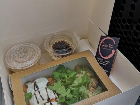 Info - Le Food Truck Dolce Vita livre également des plateaux repas !!
